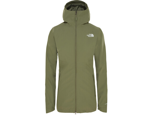 The North Face Hikesteller Parka shell Femme, four leaf clover